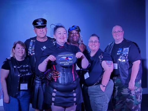 NC Bootblack 2019, Tricksy with our Judges